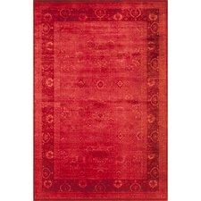 Vogue Red Rug
