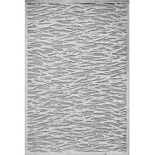 Platinum Grey Area Rug