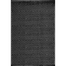 Platinum Charcoal Area Rug