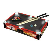"""20"""" Pool Table With LED Light"""