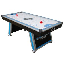 "84"" Inrail Scoring  Air Powered Hockey Table"