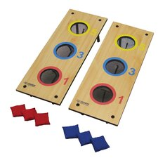 Advanced 2 in 1 3-Hole Bag Toss/3-Hole Washer Toss
