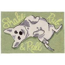 Frontporch Shake Rub And Roll Doormat
