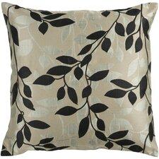 Flowering Throw Pillow