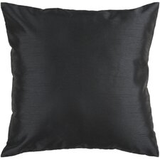 Amelia Solid Luxe Throw Pillow