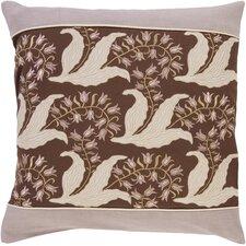 Elegant Floral Pillow