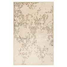 Banshee Winter White Area Rug