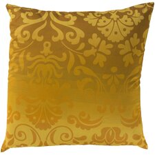 Image result for yellow into brown color brocade pillow