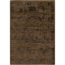 Papyrus Chocolate Area Rug