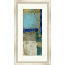 Waterfall II by Vision Studio Framed Graphic Art