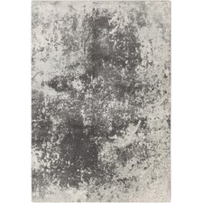 Aberdine Charcoal & Light Gray Area Rug