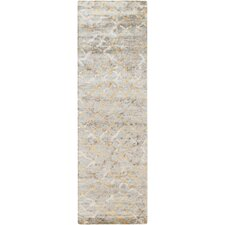 Platinum Light Gray/Beige Area Rug