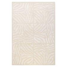 Modern Classics Ivory/White Rug