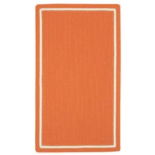 Allentown Terra Cotta Solid Area Rug