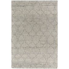 Fortress Star Gray Area Rug