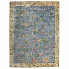 Garden Farms Blue Area Rug