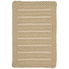 Boathouse Beige Indoor/Outdoor Area Rug