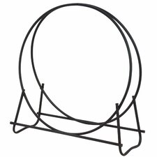 Round Steel Log Hoop