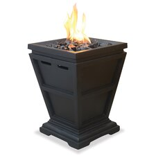 LP Gas Outdoor Tabletop Fireplace