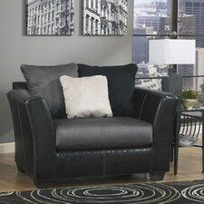 Larwill Chair and Ottoman