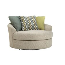 Casheral Oversized Swivel Chair