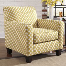 Brindon Arm Chair and Ottoman