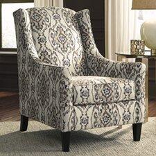 Jonette Arm Chair and Ottoman