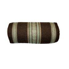 Paddington Teal Neck Roll Bolster Pillow