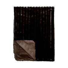 Minky Velvet Throw