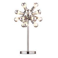 "Pulsar 22.5"" H Table Lamp with Globe Shade"