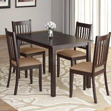 Atwood 5 Piece Dining Set