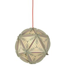 Como 1 Light Globe Pendant