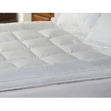 233 Thread Count Featherbed Mattress Topper