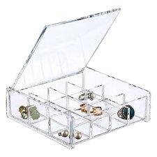 Square Cosmetic/Jewelry Box