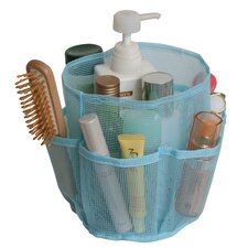 7 Pocket Quick Dry Cosmetic Bath Shower Counter Cabinet Bin Bag