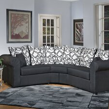 Lucy Symmetrical Sectional