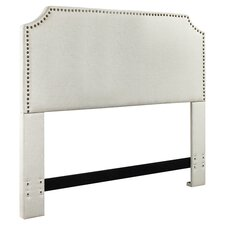 Luna Nail Trim Upholstered Headboard