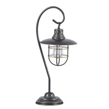 "Samantha 23"" H Table Lamp with Bell Shade"