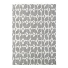Iris Area Rug in Fog