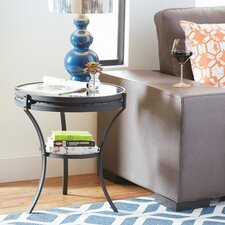 Spokes End Table
