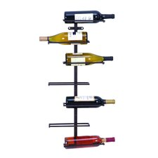 Zaniah Mounted Wine Rack