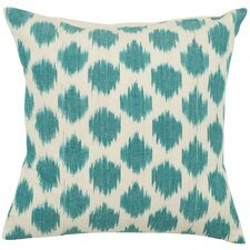 Polka Dots Cotton Throw Pillow (Set of 2)