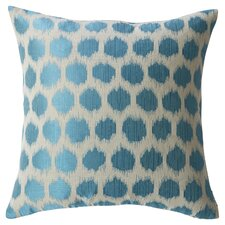 Moroccan Polka Dots Throw Pillow