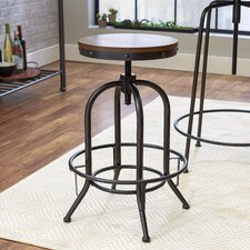 Spiro Adjustable Height Swivel Bar Stool
