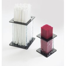 Large Faux Glass Holder