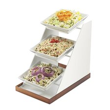 Square Bowl Rack