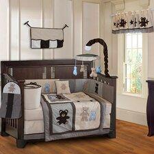 Teddy Bear Baby 10 Piece Crib Bedding Set