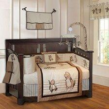 Dinosaur Baby 10 Piece Crib Bedding Set