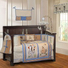 Jungle Baby 10 Piece Crib Bedding Set