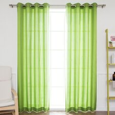 Oxford Curtain Panel (Set of 2)